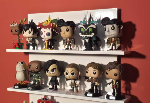 Collection de figurine funko POP