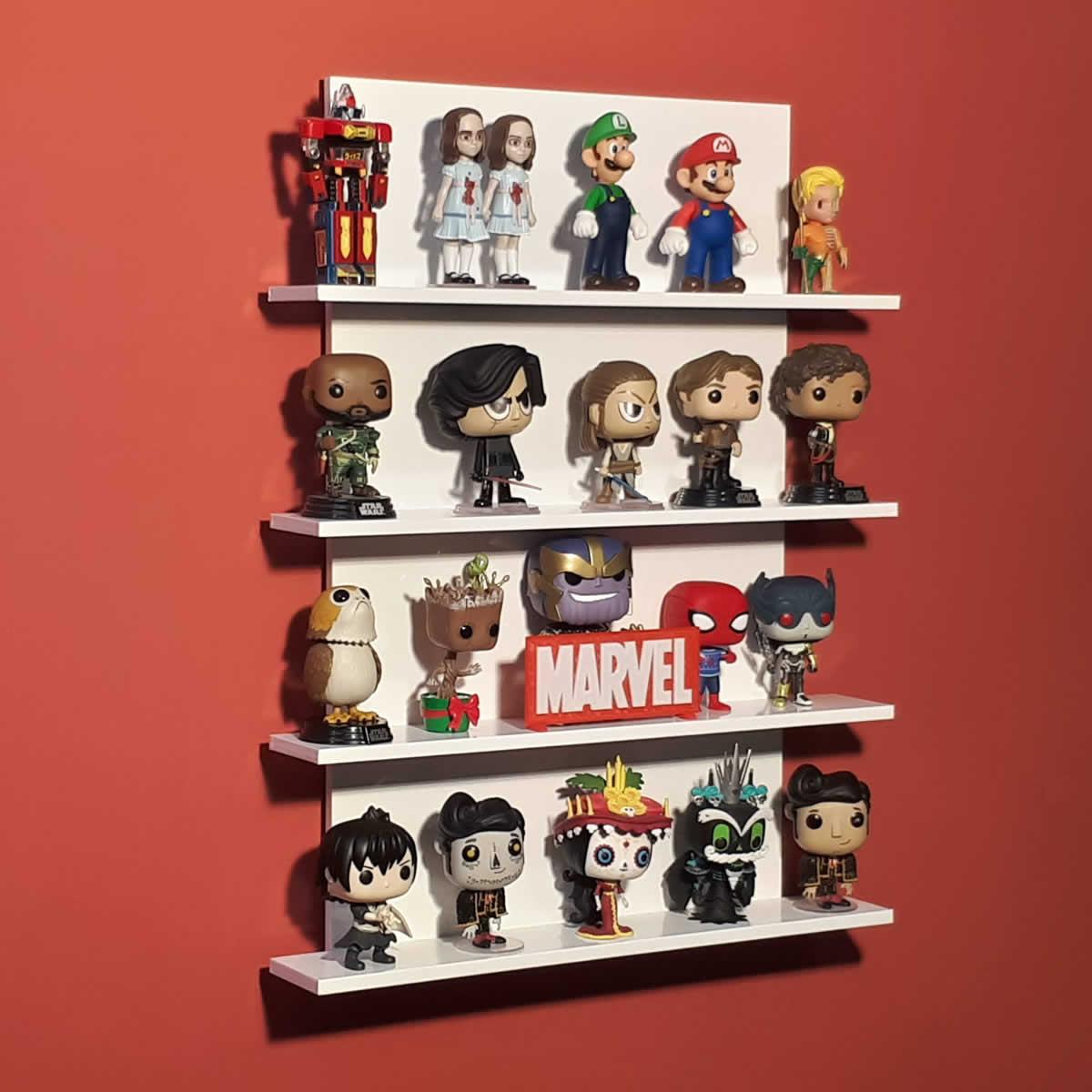 Idées de cadeaux pour un fan de Marvel Figurines Pop